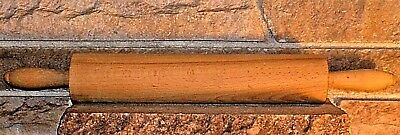 """Vintage 18"""" Wooden Rolling Pin For The Kitchen"""