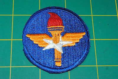 WW2 WWII US Army USAAF Air Force Training Command Patch 12-078