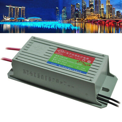 1x HB-CO6 6KV 60W 30mA Neon Electronic Transformer Neon Power Supply Rectifier