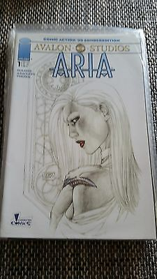 Image Generation Comic Aria Comic Action 99 Sonderedition