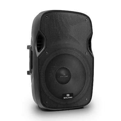 Aktiver Dj Pa Lautsprecher Studio Monitor Box 400W Rms Sound 38Cm Subwoofer Xlr