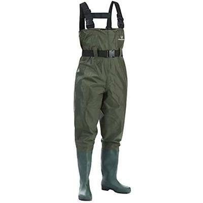 FISHINGSIR Fishing Belts Chest Waders Hunting Bootfoot With Wading Waterproof 9