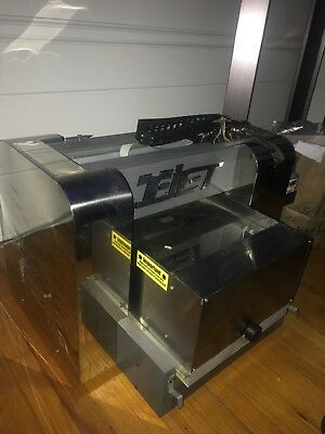 DTG Fast T-Jet 2 Direct To Garment Printer *Used less then 5 Hours*