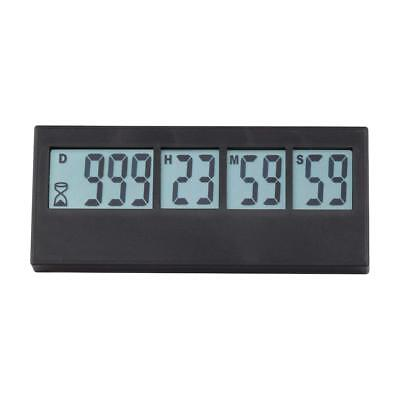 999 Days Digital Countdown Day Timer Anniversary New Year Countdown Timer Clock