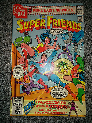 The Super Friends (DC Comics) #38 dated November 1980