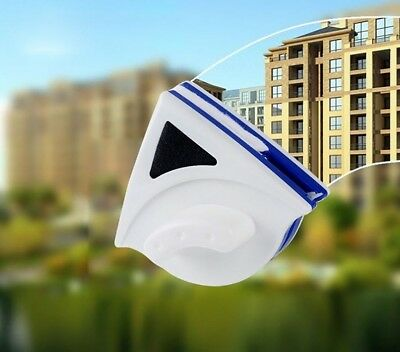 Glass Cleaner Home Wiper Double Side Plastic Magnetic Brush For Washing Windows