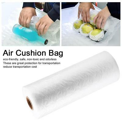 E303B Inflatable Air Cushion Film Bubble Packing Bag Roll Protective Plastic Bag