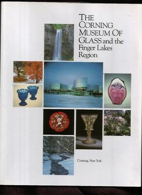 The CORNING  MUSEUM of Antique GLASS, in the Finer Lakes of New York State. Pics