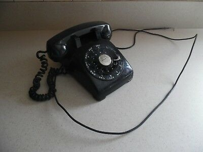 Vintage Bell Systems Western Electric Rotary Telephone Cd 500