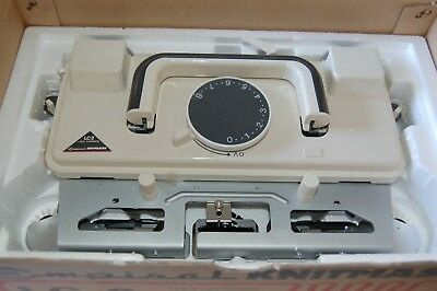 Knitmaster Lace Carriage LC-2 for Knitmaster Knitting Machines - boxed