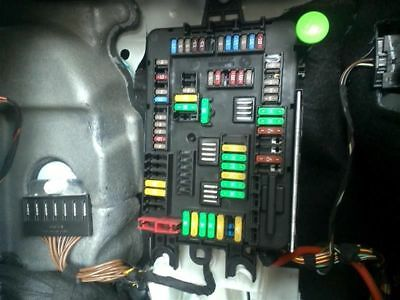 Fuse Box Engine Trunk Mounted Fits 15-17 BMW X6 265858