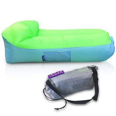 Luxury Ingar Outdoor Portable Camping Inflatable Lounger Water Proof Sofa Bed