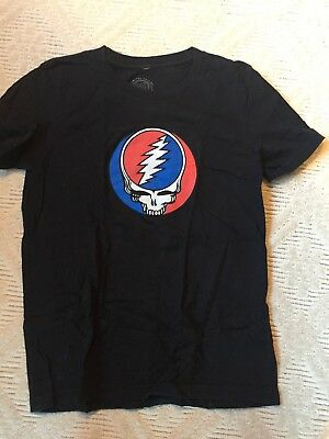 Kids Youth Large Limited Edition 50th Anniversary Grateful Dead Steal Your Face
