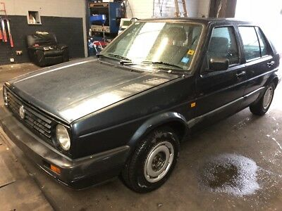 Vw Golf Mk2 1.9Tdi Unfinished Project