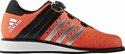 the latest d7f52 77b10 adidas Drehkraft Mens Weightlifting Shoes Red Bodybuilding Gym Lift Trainers