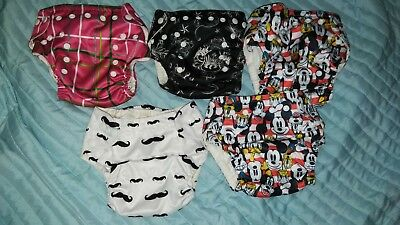 Pocket Cloth Diaper Lot