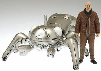 540440: Wave KK-44 1/24 Ghost in the Shell S.A.C. Tachi Silver [Metal Finish]