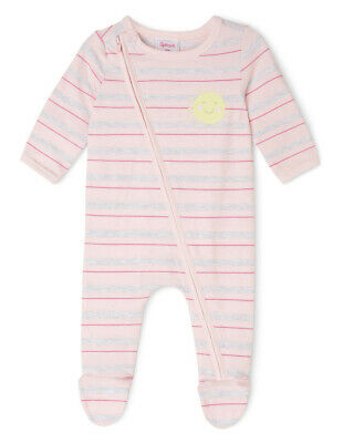 NEW Sprout Girls Essential Coverall Pink