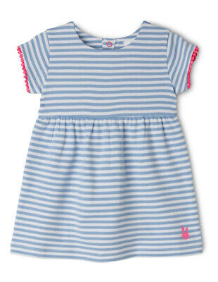 NEW Sprout Girls Cap Sleeve Dress Blue