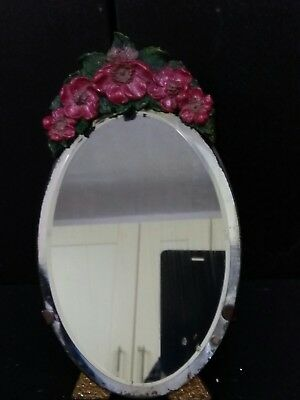 Vintage Barbola Mirror approximately 1940/50
