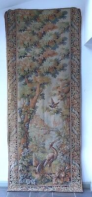 19th Century Antique Tapestry Wall Hanging