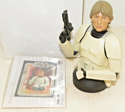 Star Wars Gentle Giant Luke Skywalker In Stormtrooper Disguise 1529/3500 MI