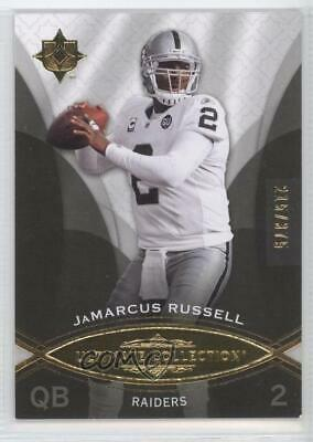 2009 Upper Deck Ultimate Collection/375 #73 JaMarcus Russell Oakland Raiders