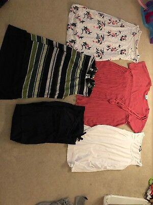 Ladies Size 12 Maternity Clothes Bundle-Mostly Next Excellent Condition!