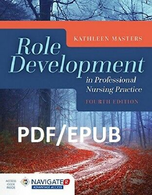(PDF.EPUB) Role Development In Professional Nursing Practice 4th EditionEB00K.