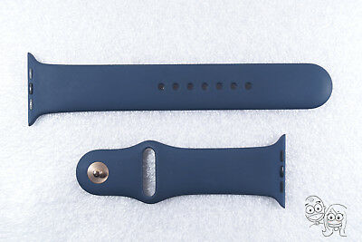 Authentic Apple Watch Sport Band 42mm/ 44mm Midnight Blue - MLL02ZM