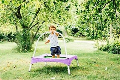 My First Plum Bouncer Toddler Jumping Trampoline Indoor Outdoor Toys Activity