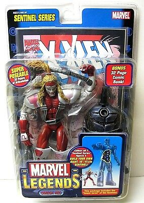 Marvel Legends OMEGA RED Sentinel BAF Series 10 Toy Biz figure