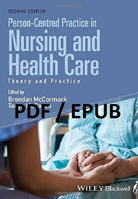 (PDF.EPUB) Person-Centred Practice in Nursing and Health Care: Theory ... EB00K.