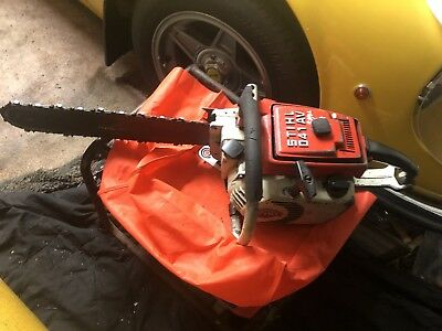 Still Chainsaw 041av Large Chain Saw, With 20 Inch Lengh Chain Petrol Pull Start