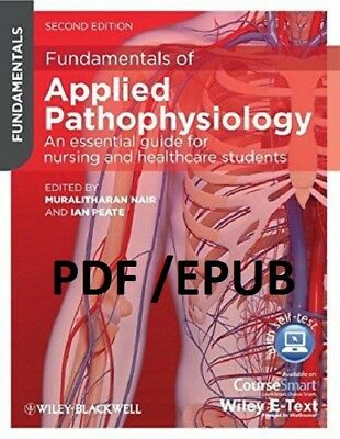 (PDF.EPUB) Fundamentals of Applied Pathophysiology: An Essential Guide... EB00K.