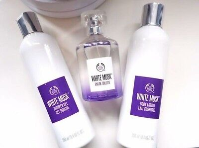 The Body Shop White Musk Collection - Gift Set (Large Sizes)