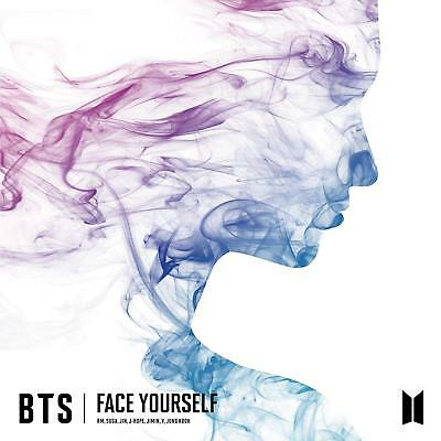 Bts - Face Yourself   Cd New+