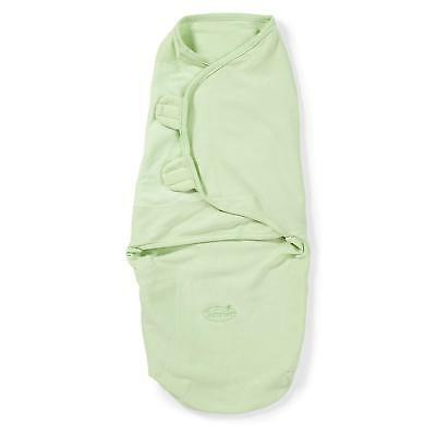 Summer Infant SwaddleMe Adjustable Infant Wrap, Sage, Large - NEW
