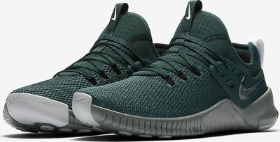 61f9ce797a786 Nike Free Metcon Crossfit Training Shoes Mens 15 Deep Jungle Clay Green