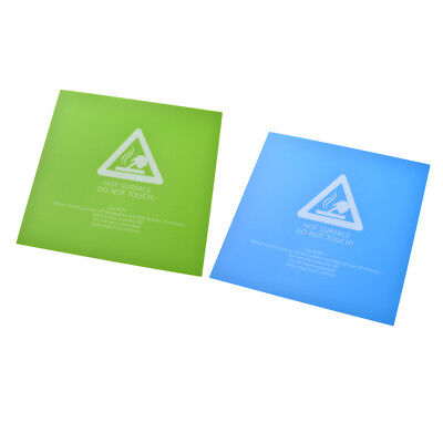 Adhesive Heat Bed Tape Sticker Build Surface Cover Square Sheet 3D Printer Parts