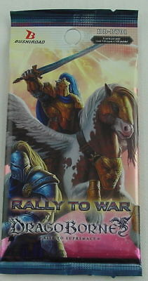 Dragoborne Rise to Supremacy Rally to War Booster Pack YCW403661-S