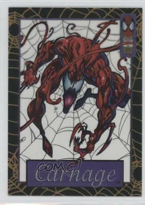 1994 Fleer Marvel Cards The Amazing Spider-Man Suspended Animation 5 Carnage 0p3