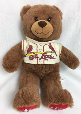 94f21c5b06a St. Louis Cardinals Build A Bear Workshop Teddy Bear Kids SGA 2015 plush
