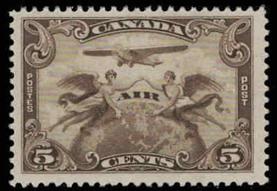 Canada 1928 5¢ Airmail Mint Never Hinged