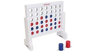 Giant Connect 4 Large Outdoor Games Yard Big Huge Four Lawn Wooden Jumbo Gam