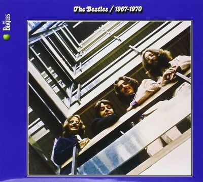 The Beatles - 1967-1970 (Blue Album) (Remastered) 2 Cd New+