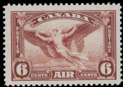 Canada 1935 6¢ Airmail Mint Never Hinged