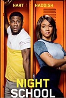 Night School (DVD,2018) BRAND NEW FACTORY SEALED SHIPS WITH TRACKING