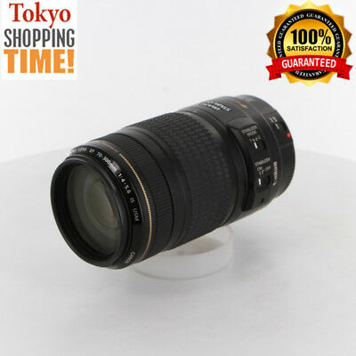[EXCELLENT+++] Canon EF 70-300mm F/4-5.6 IS USM Lens from Japan