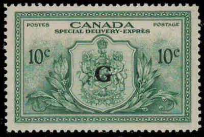 Canada 1950 10¢ Official Special Delivery Mint Never Hinged